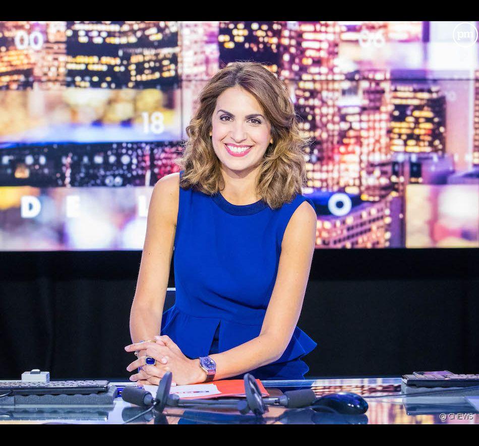 Sonia Mabrouk sur CNews