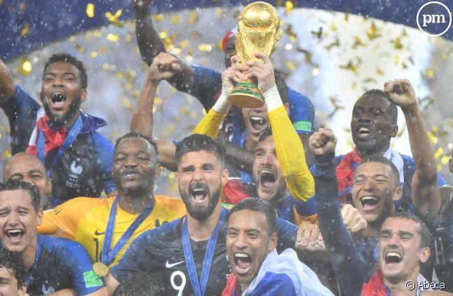 Bilan médiatique et publicitaire de la Coupe du monde de football.