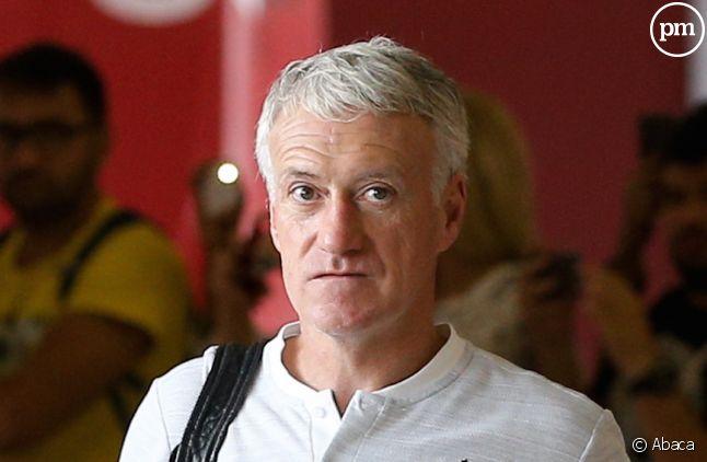 Didier Deschamps règle ses comptes avec Christophe Dugarry.