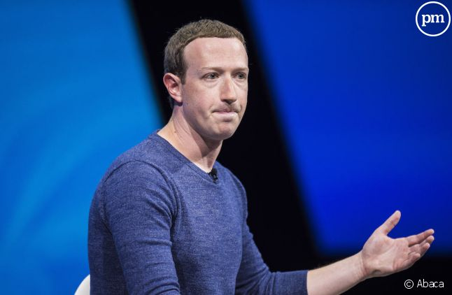 Mark Zuckerberg, le patron de Facebook