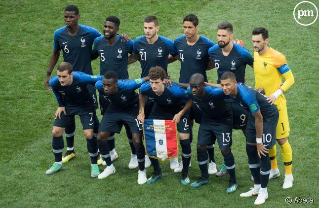 France/Croatie a signé la meilleure audience de l'année