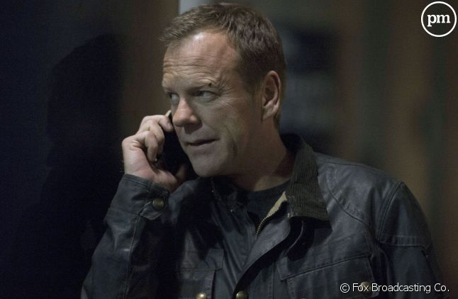 "Kiefer Sutherland dans ""24 : Live another day"""