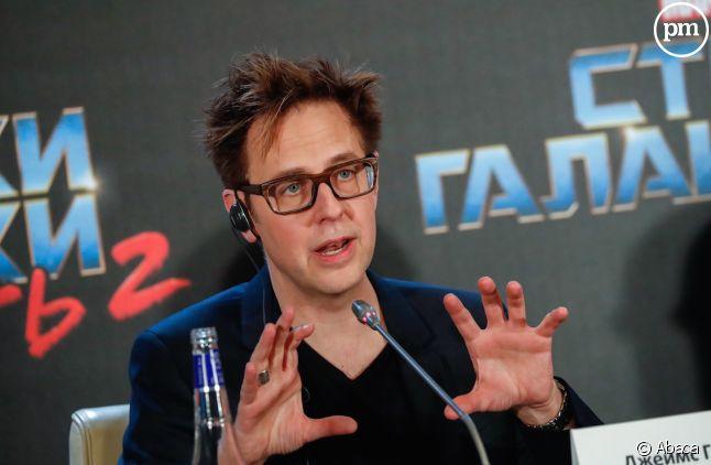 James Gunn viré par Disney pour des tweets polémiques.