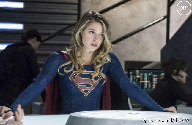 """""""Supergirl"""" de la série de The CW"""
