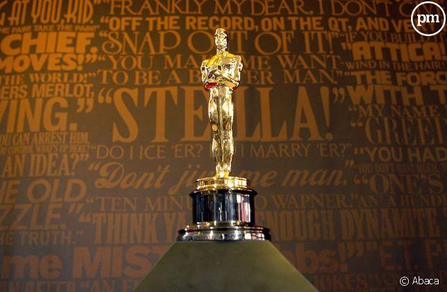 Le trophée des Oscars