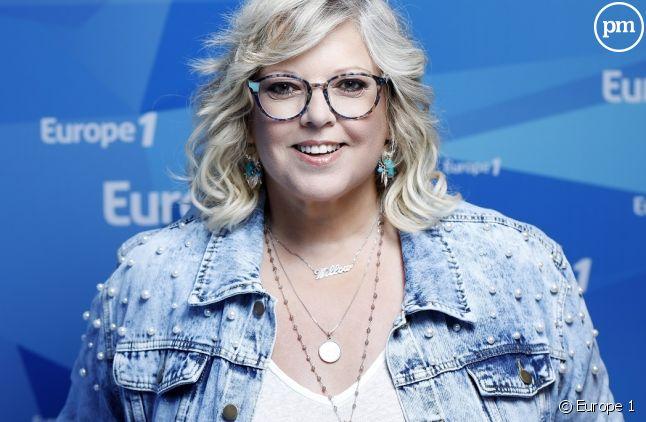 """Laurence Boccolini présente """"Plan B"""" sur Europe 1"""