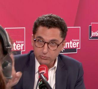 Maxime Saada, dirigeant de Canal+, invité de France Inter.
