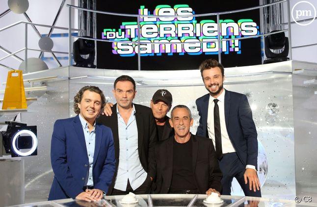 """""""Les Terriens du samedi !"""" sur C8"""