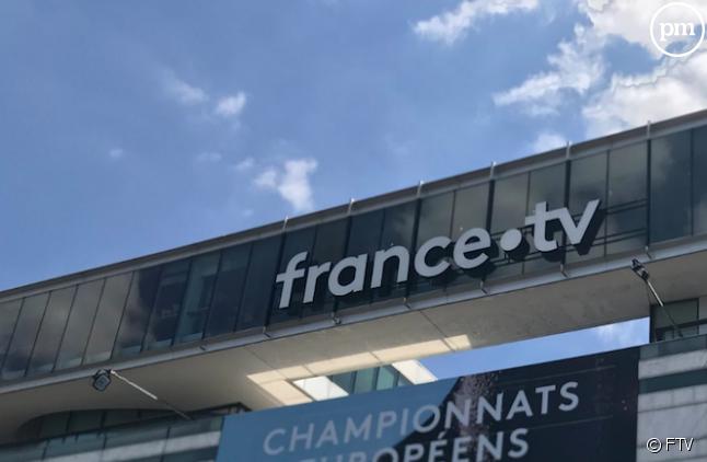 Locaux de france.tv en 2018