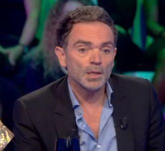 Yann Moix dans 'Les Terriens du samedi'