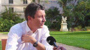 """Benjamin Griveaux :  """"L'exécutif n'est ni distant ni méprisant avec les journalistes"""""""