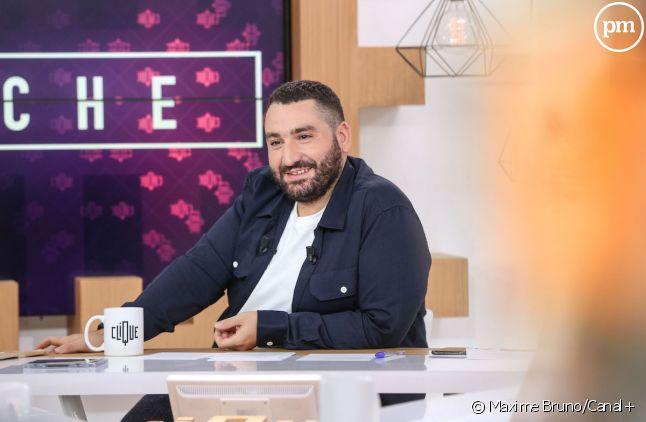 Mouloud Achour se confie à puremedias.com.