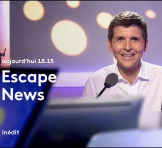 Thomas Sotto présente 'Escape News'