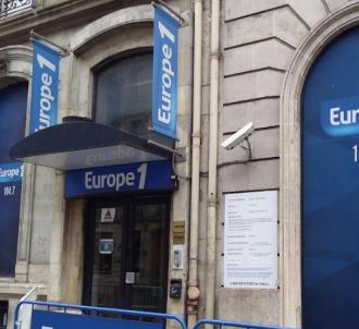 Europe 1 quitte le 26 bis, rue François Ier