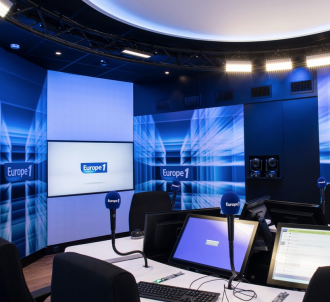Le nouveau studio Jean-Luc Lagardère où sera notamment...