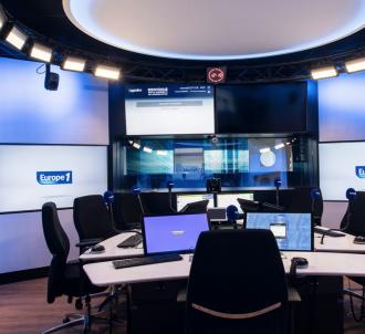 Le nouveau studio Jean-Luc Lagardère