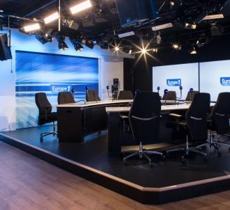 Le nouveau studio Merlin où seront enregistrées les...