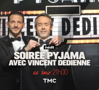 'Soirée pyjama... avec Vincent Dedienne'