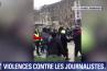 Gilets jaunes : Nouvelle journée de violences contre les journalistes ce samedi