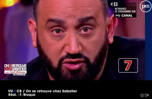 """Cyril Hanouna dans """"Vu"""""""