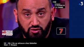 """Vu"" : Quand le ""Zapping"" de France 3 se paie Cyril Hanouna"