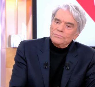 Bernard Tapie dans 'C à vous'