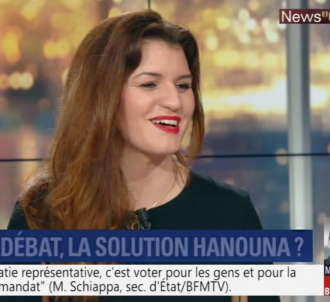 Marlène Schiappa sur BFMTV