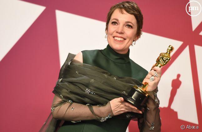 """Olivia Colman meilleure actrice pour """"La Favorite"""""""