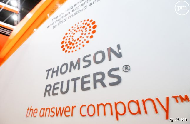 Logo de Thomson Reuters