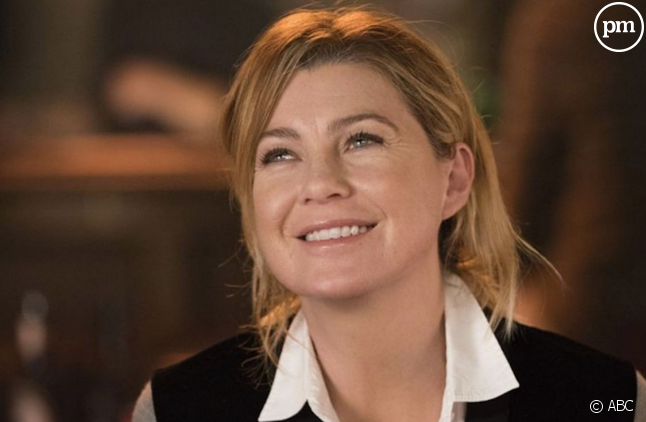 Ellen Pompeo incarne Meredith Grey depuis 2005