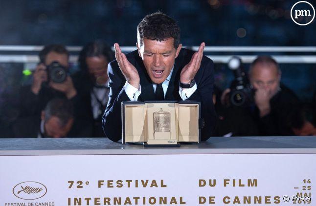 Le festival de Cannes s'est terminé hier.