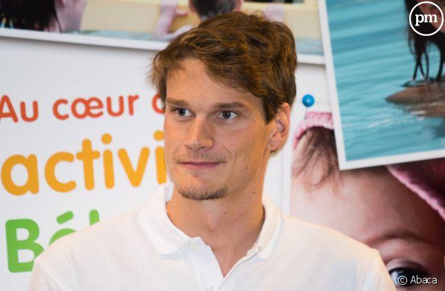 Yannick Agnel rejoint France Télévisions