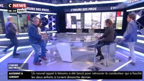 """""""L'heure des pros"""" : En retard, Pascal Praud et ses chroniqueurs se précipitent sur le plateau"""