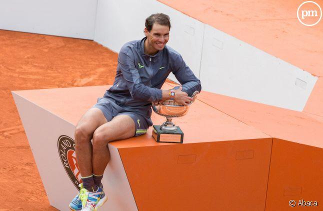 Rafael Nadal a remporté la dernière édition du Roland-Garros