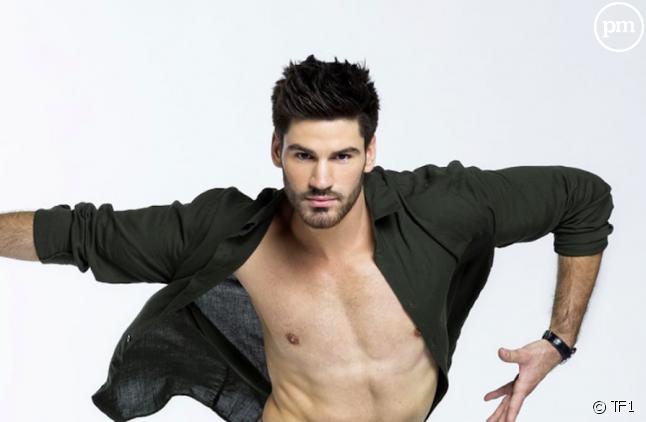 Jordan Mouillerac étant danseur dans l'émission depuis deux saisons