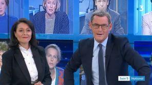 """Fin du """"Soir 3"""" : Les adieux de Nora Boubetra et Francis Letellier sur France 3"""
