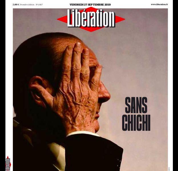 """Une de """"Libération"""" du 27 septembre"""