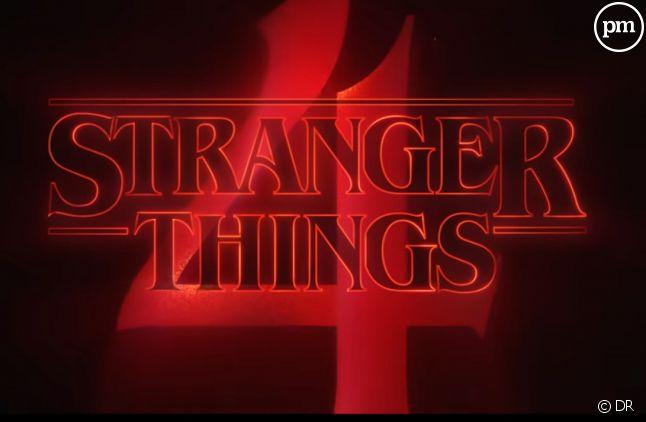 """""""Stranger Things"""" saison 4"""