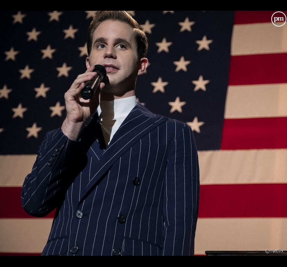"""Ben Platt dans """"The Politician"""""""