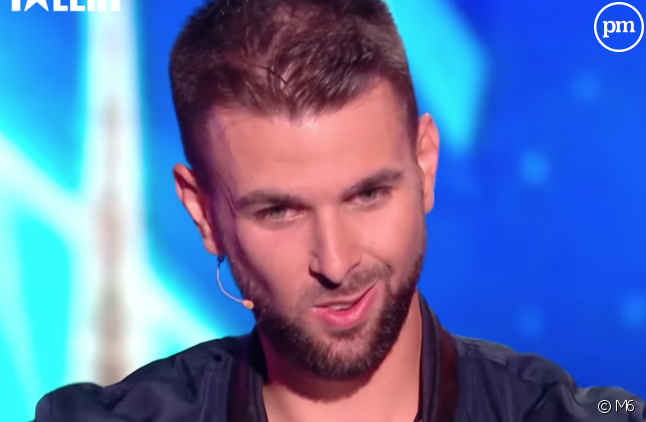 "Valentin, humoriste dans ""Incroyable talent"""