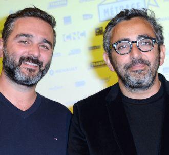 Olivier Nakache <span>et Eric Toledano </span>