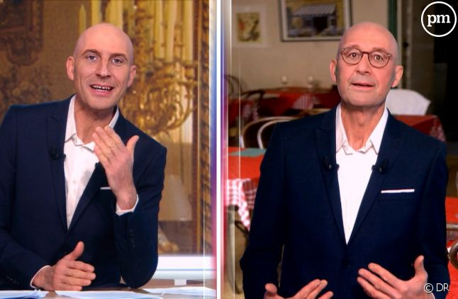Nicolas Canteloup prendra le visage de plusieurs hommes politiques lundi