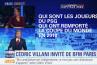 BFM Paris : Malaise lorsque Cédric Villani évoque le PSG