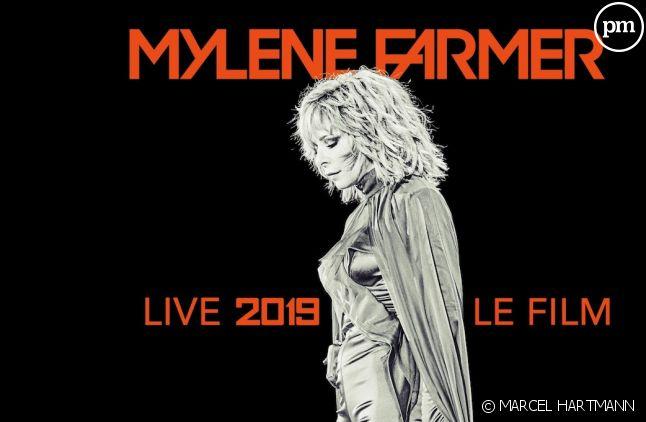 """""""Mylène Farmer : Live 2019"""", le 14 janvier 2020 sur W9"""