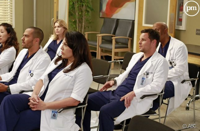 """""""Grey's Anatomy"""" perd l'un de ses acteurs phare."""