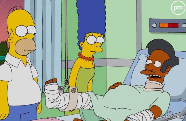 """Hank Azaria renonce à doubler Apu dans """"Les Simpson"""""""