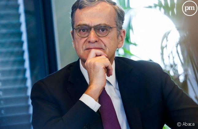 Roch-Olivier Maistre président du CSA