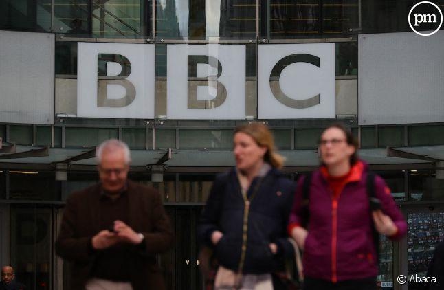 Le siège de la BBC