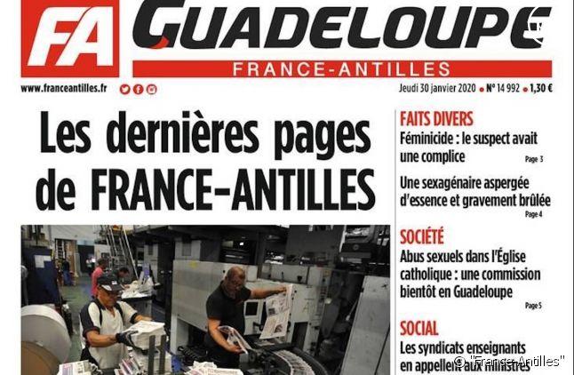"""France-Antilles"""
