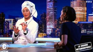 """""""C'est Canteloup"""" : La bluffante métamorphose de Nicolas Canteloup en Alessandra Sublet"""